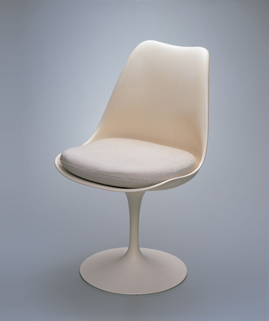 Eero Saarinen U2013 Pedestal Or Tulip Side Chair