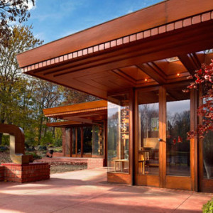 Cranbrook Art Associates - Private Tour of the Frank Lloyd Wright Smith House