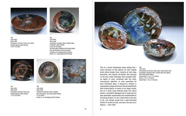 textbook pages describing ceramic bowls
