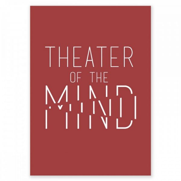 Theater of the Mind catalog cover