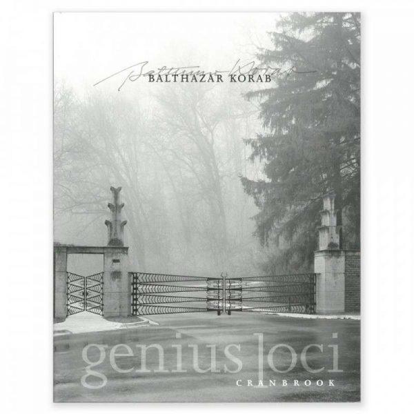 Genius Loci catalog cover