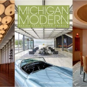 Michigan Modern book lectures collage