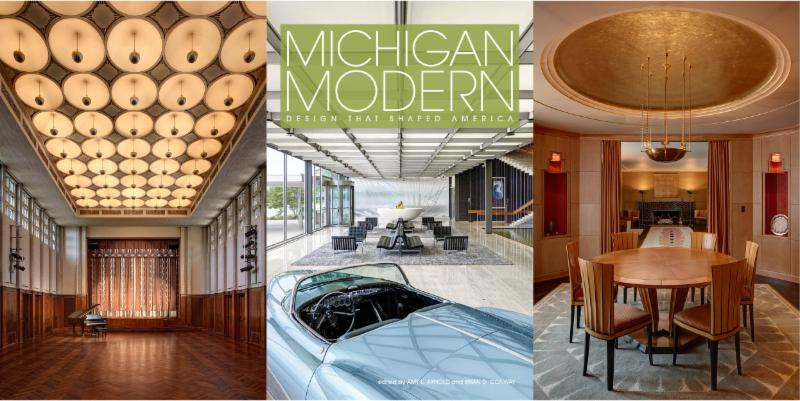 Michigan Modern: Design That Shaped America Book Release Party
