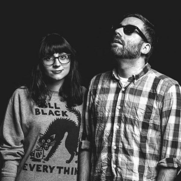 Amy and Jason Schwartz, black and white portfolio