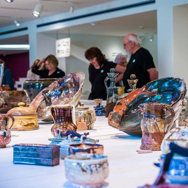 John Glick ceramics