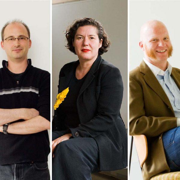 Mark Newport, Iris Eichenberg, Anders Ruhwald portfolios