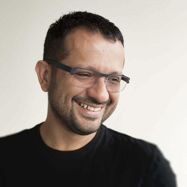 Igor Siddiqui headshot