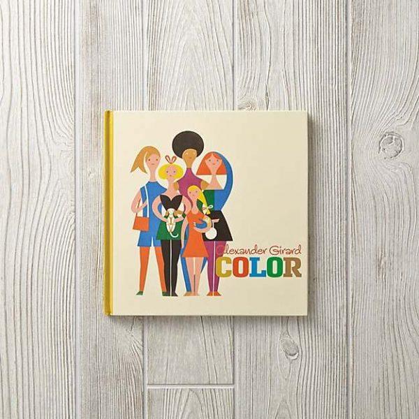 Alexander Girard Color book cover