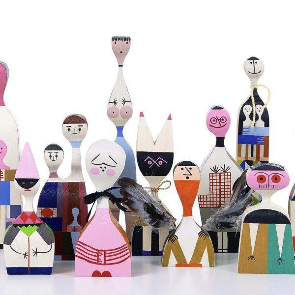 Ann Arbor Art Fair figurines