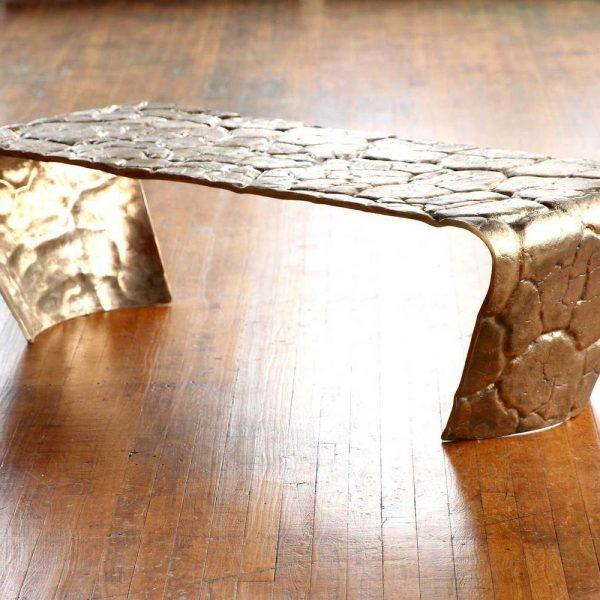 metal sculpture bench, A New Domestic Landscape Symposium