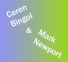 AIR Presentations: Ceren Bingol (Architecture) + Mark Newport (Fiber)