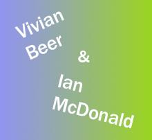 AIR Presentations: Vivian Beer (Visiting Artist, 3D Design)  + Ian McDonald (Ceramics)