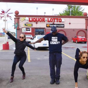 Maya Stovall: Liquor Store Theatre Performance Films