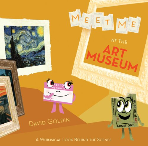 Meet Me at the Art Museum book cover