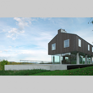 HHF architects modern architecture, wood and glass