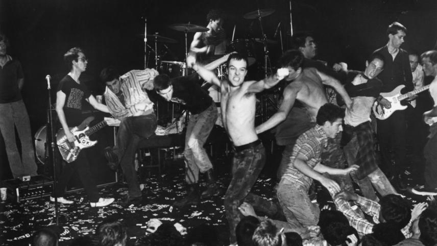 American Hardcore: The History of American Punk Rock