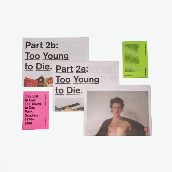 Too Fast to Live, Too Young to Die clips from print collection