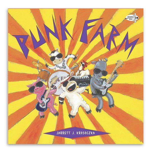 Punk Farm book cover