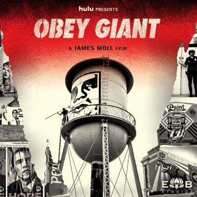 Obey Giant Hulu logo