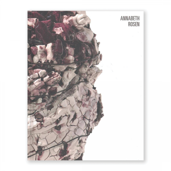 Annabeth Rosen sculpture book cover