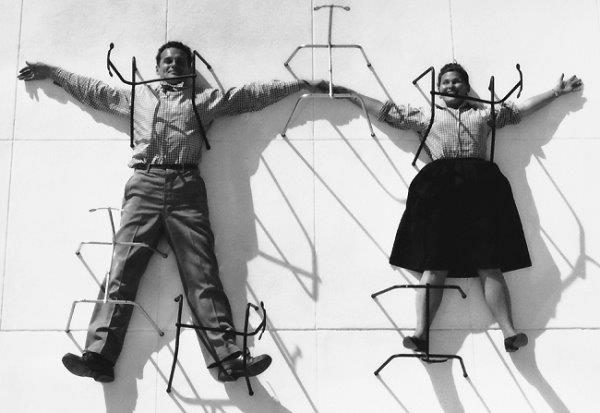 Cranbrook Couples, Charles and Ray Eames