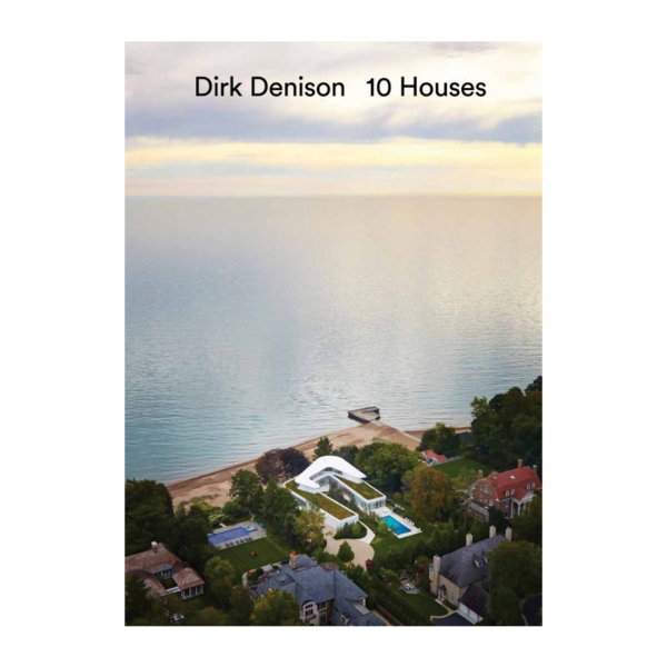 Drik Denison 10 Houses modern architecture book cover