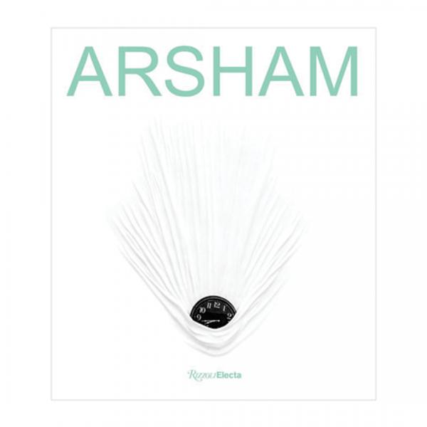 Arsham logo with clock