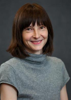 Nadja Rottner headshot