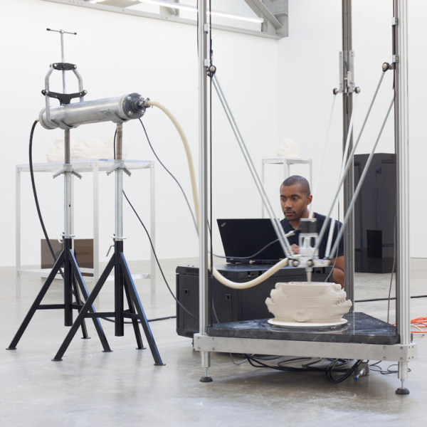 Small Povera Part 1 - Atlanta contemporary art installation