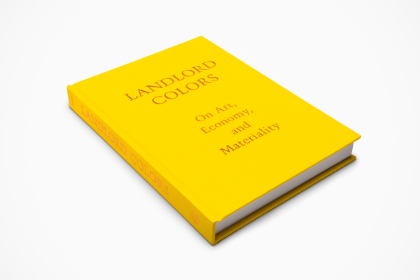 Landlord Colors yellow book