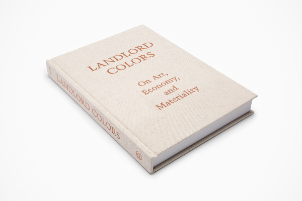 Landlord Colors white book