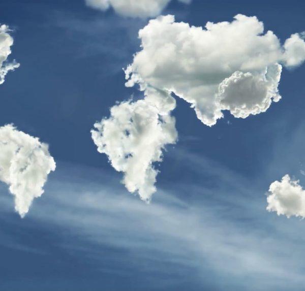 Dirigir las Nubes by Glenda Leon
