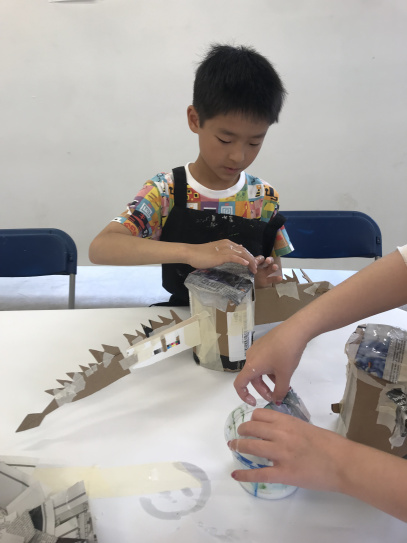 Family Day: Cardboard Creations!