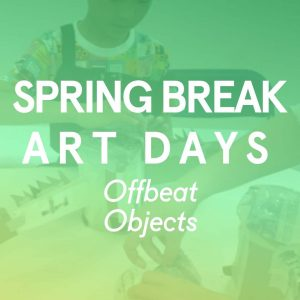 CANCELLED - Spring Break Art Days: Thursday(s)