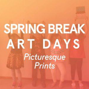 CANCELLED - Spring Break Art Days: Wednesday(s)