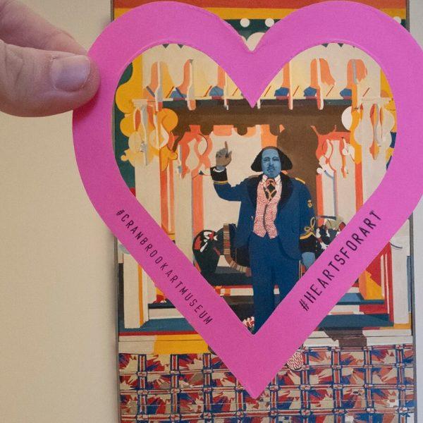 #HeartsForArt Month